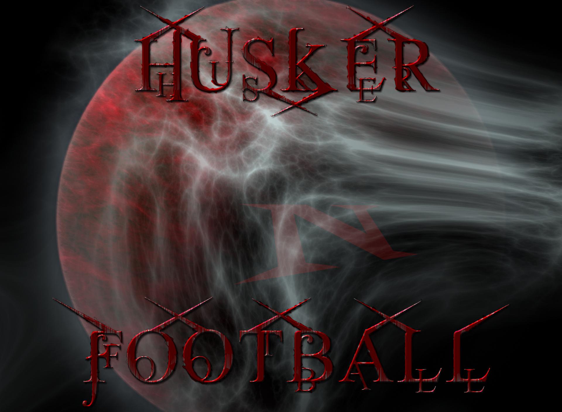 husker football blood moon wallpaper free download