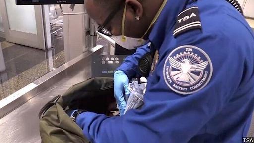 TSA has found 7,900 weapons so far in 2021