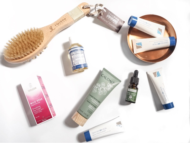 beauty-blog-review-boswell-&-Co-oxford-caudalie-weleda-dr-bronner's-hydrea-london=antipodes-dead-sea-spa-magik