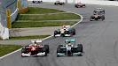 Nico Rosberg VS Felipe Massa