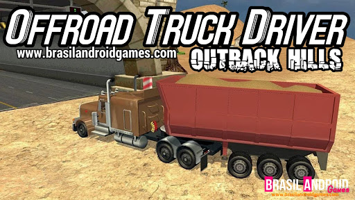 Download Offroad Truck Driver: Outback Hills v1.3 APK MOD - Jogos Android