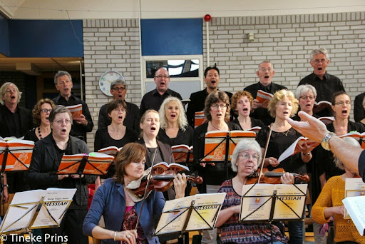 Rondo zingt de Messiah
