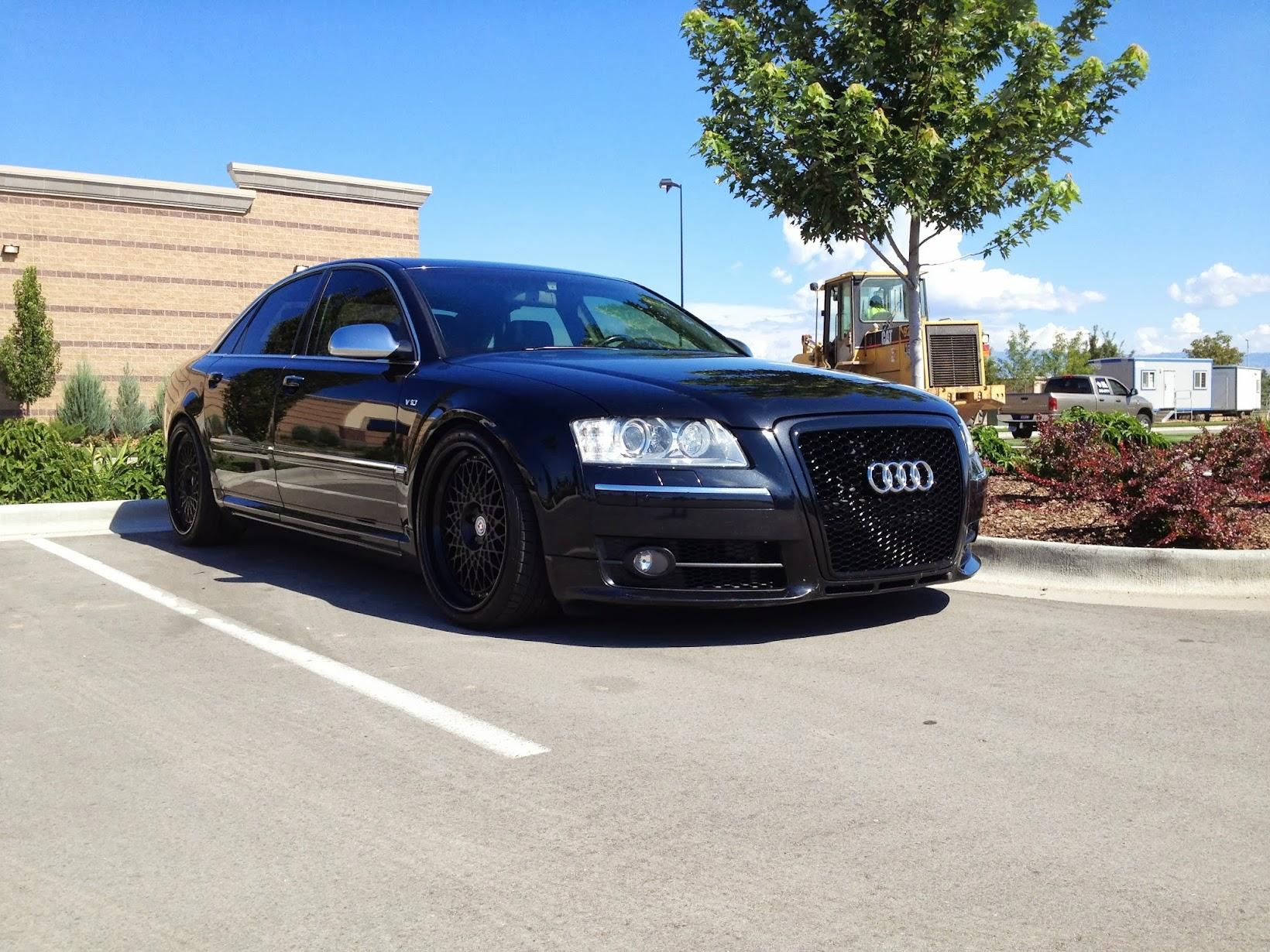 Boise Audi S8 Audi