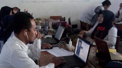 Pembelajatan Jarak Jauh, Siapa Peduli Kuota Internet Siswa ?