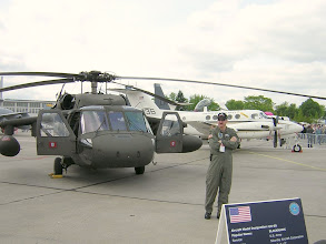 Photo: Śmigłowiec UH-60 Blackhawk (USA)
