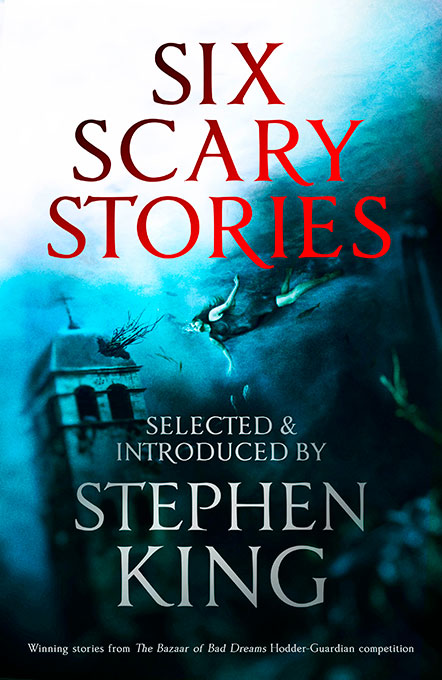 Six scary cover