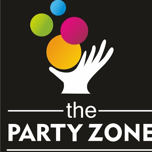 New website of The Party Zone