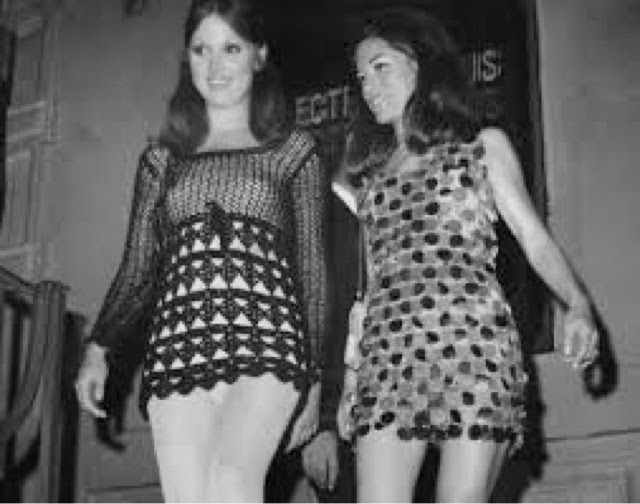 YOURS CHLOE: The Revival of the 1960's Mini Skirt