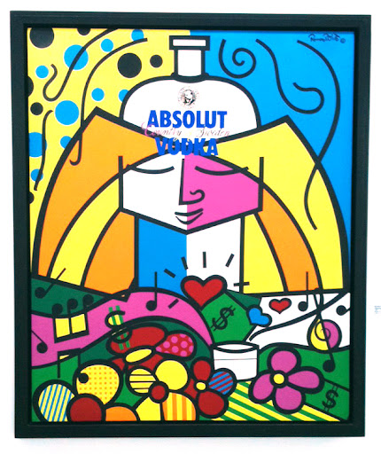 A Romero Britto   Perhaps The Most Famous Brazilian Artist