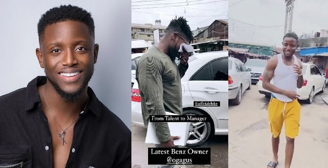 """""""I h*te Benz, and Chiké bought me a Benz"""" - Chike Manager React after he Gifts him a Benz [Video]"""
