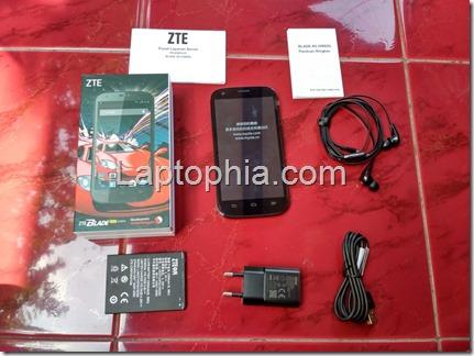 Perlengkapan ZTE Blade A5 V9820