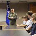 Brigadier General's Visit