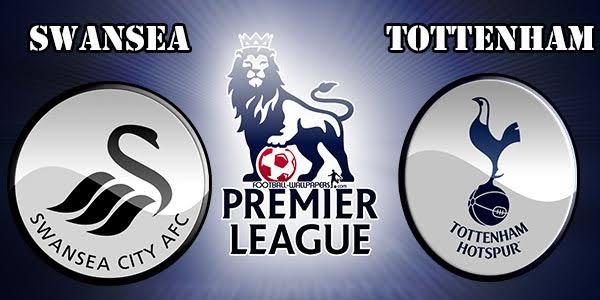 Swansea City 0 Tottenham 2, premier league match highlight