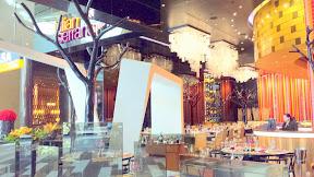 Julian Serrano Tapas restaurant inside Aria Las Vegas