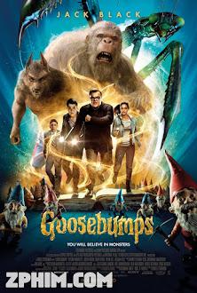 Câu Chuyện Lúc Nửa Đêm - Goosebumps (2015) Poster