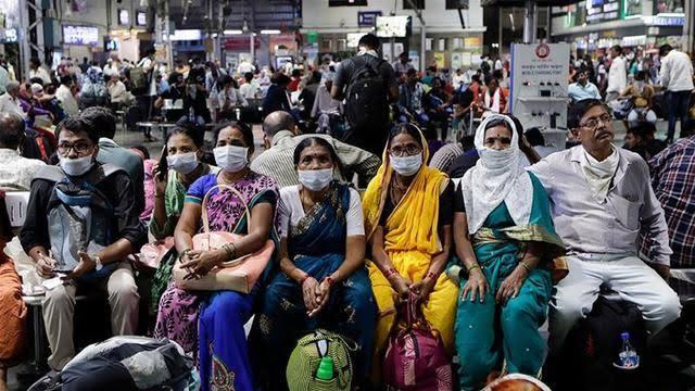 Varian Delta Meledak Rakyat yang Disalahkan, Padahal Virus Kan Tidak Bisa Terbang Sendiri dari India