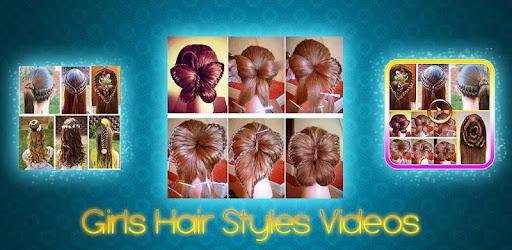Girls Hair Styles Videos 2019 New Hair Styles Apps On Google Play