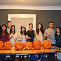 Pumpkin Carving Mixer 2014