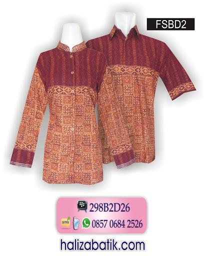 FSBD2 Desain Batik, Gambar Motif Batik, Baju Modern, FSBD2