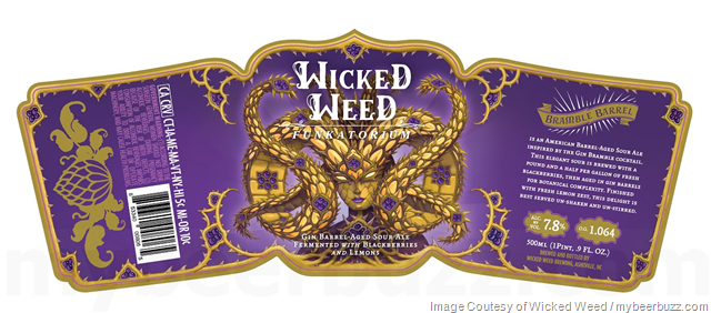 Wicked Weed - Bramble Barrel Returns