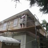 Stripping Wade Residence