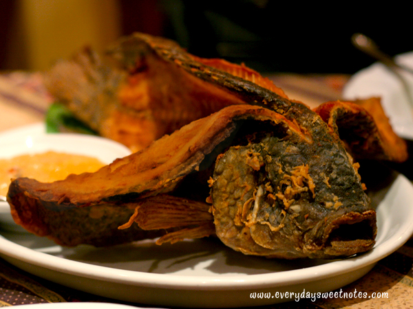 Specialty Fish Dish