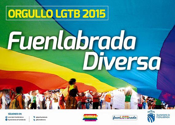 Programa de actividades Fuenlabrada Diversa #OrgulloFuenlabrada2015