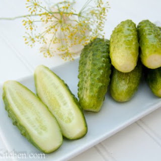 How to Pickle Pickles (Refrigerator Pickles that is)