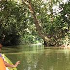 Boat ride on Lemanak river