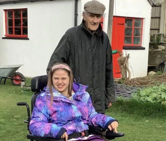 Hero dad, 86, drowns after jumping into canal to save disabled daughter when her mobility scooter crashed into the water