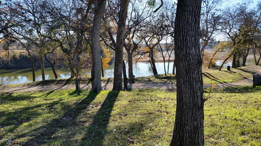 Along The Cross Branch On The South Side Of Glen Rose Is