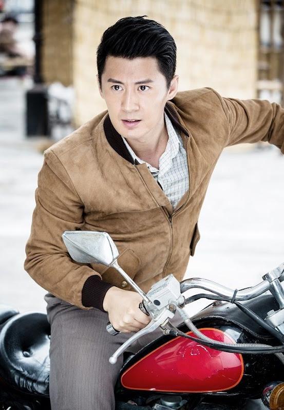 Zhang Tianqi China Actor