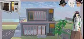 ID Rumah Microwave di Sakura School Simulator Cek Disini