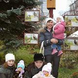 Большое спасибо Наталье Негановой из Томска. За подробный рассказ, как они в Игуменском парке организовали звуковые стенды с голосами птиц.