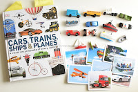 Montessori Inspired Land, Air and Water Transportation Cards