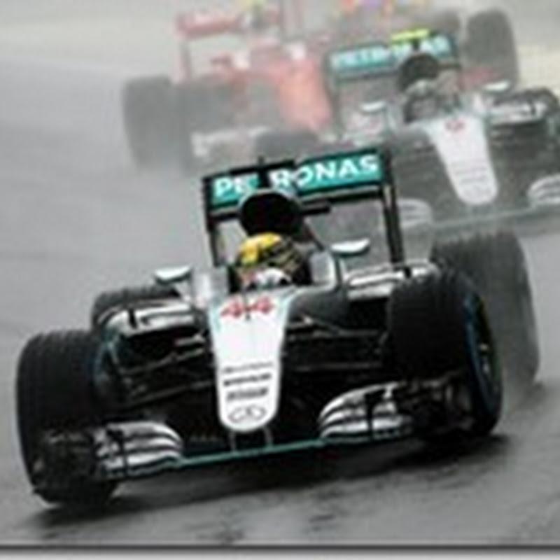 GP del Brasile: Hamilton vince la gara della pioggia