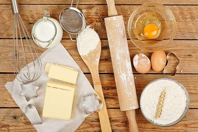 أسئلة وأجوبة حول كيفية صنع كعكة بدون فرن