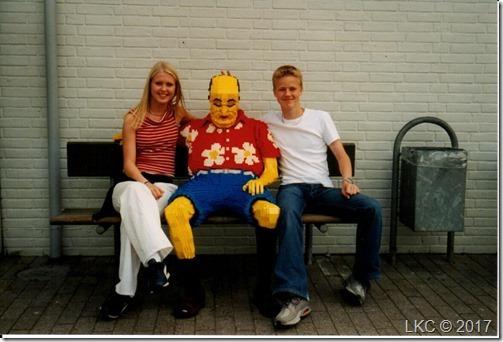 Legoland Trine og Søren 2002