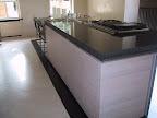 Nero Assoluto granite worktops