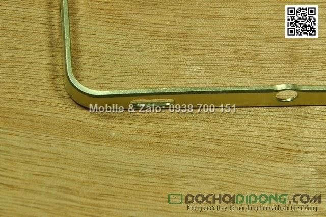Ốp viền HTC One Max Love Mei nhôm cao cấp
