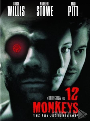 Phim 12 Con Khỉ - Twelve Monkeys (1995)