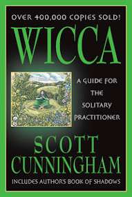 Cover of Scott Cunningham's Book Wicca A Guide For The Solitary Practitioner