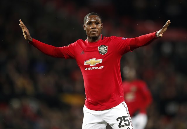 Odion Ighalo And His Uncertain Future At Manchester United ~ Omonaijablog