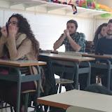 Taller de Josep Aldeguer pels alumnes de 2AF