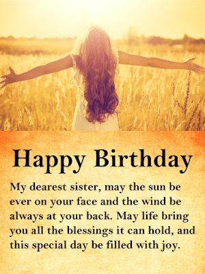 happy birthday to the best sister ever images
