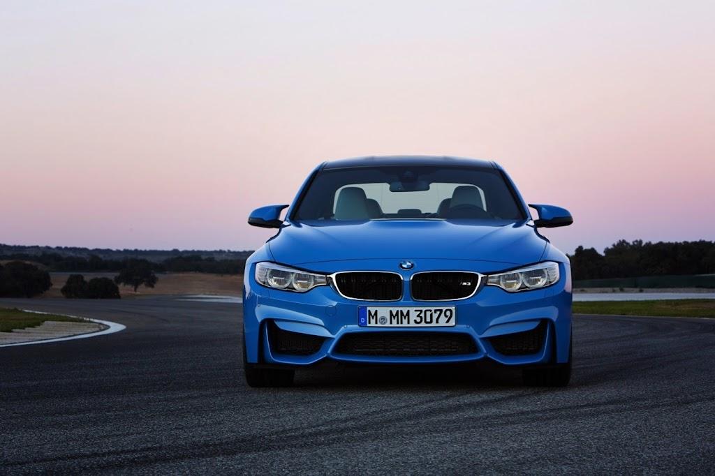 2015 BMW M3 Sedan 404
