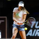 STUTTGART, GERMANY - APRIL 16 : Ana Ivanovic at the 2016 Porsche Tennis Grand Prix