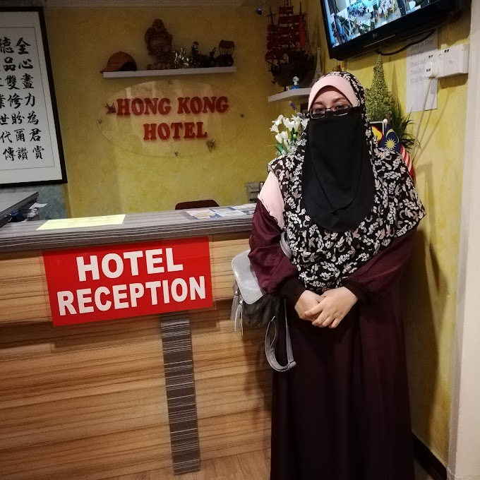 CAMERON HIGHLAND:FAMILY TREAT #2 - PENGINAPAN DI HONG KONG HOTEL