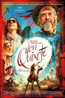 Capa O Homem que Matou Don Quixote Torrent