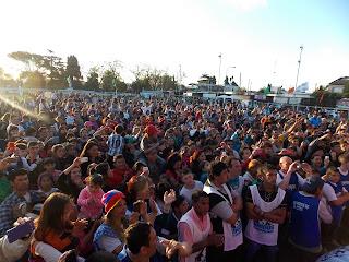 "Festival ""Dia de la Primavera"" en  Florencio Varela"